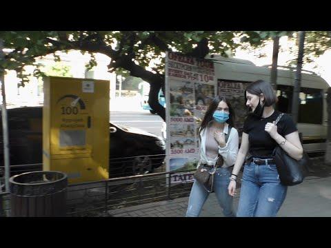 Yerevan, 06.07.20, Mo, Amiryan - Hraparak, Or 110, Video-2.