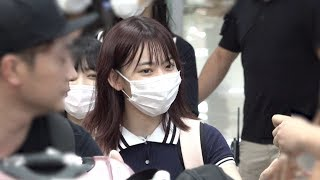 180827 GMP Produce48 Miyawaki Sakura 宮脇 咲良 fancam by 스피넬 * D...