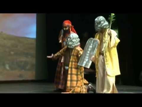 Religious Education Festival 2011. Part 1 of 2. Chicago Knanaya Catholic Parishes.