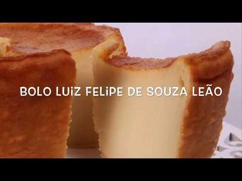 Bolo Luiz Felipe ( Bolo Souza Leão)