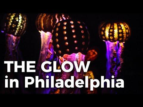 Dan Blackman - Jack's Pumpkin Glow opens this Friday in West Fairmount park in Philly!
