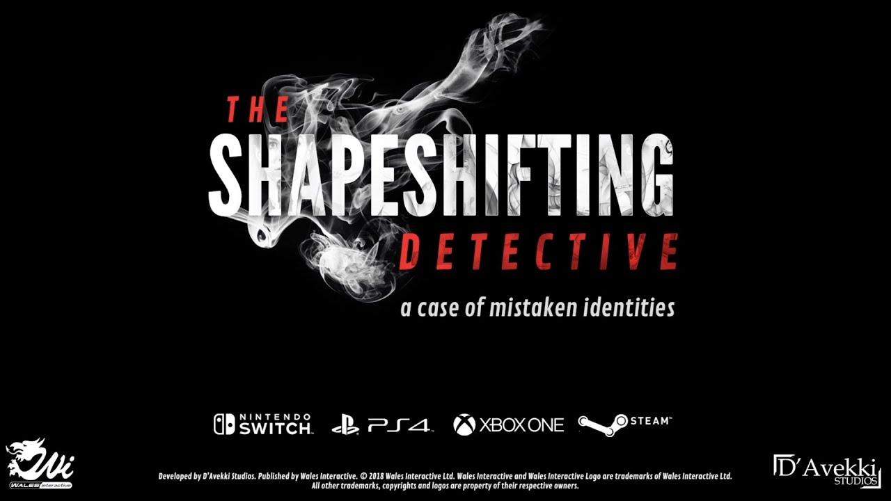 The Shapeshifting Detective