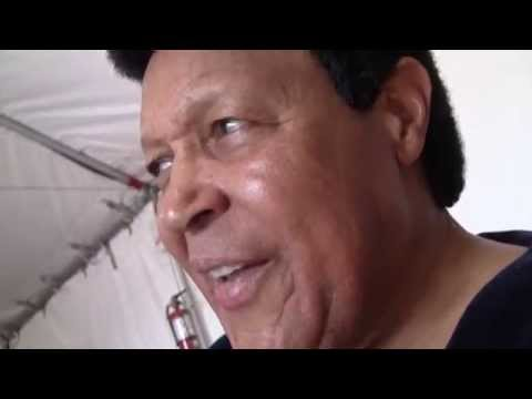 CHUBBY CHECKER Rocks INDIE POWER!