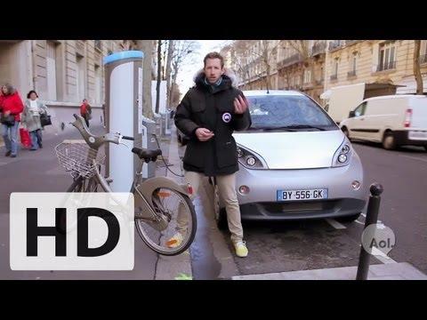Paris Bike And EV-Sharing Programs | TRANSLOGIC 96 | AOL Autos
