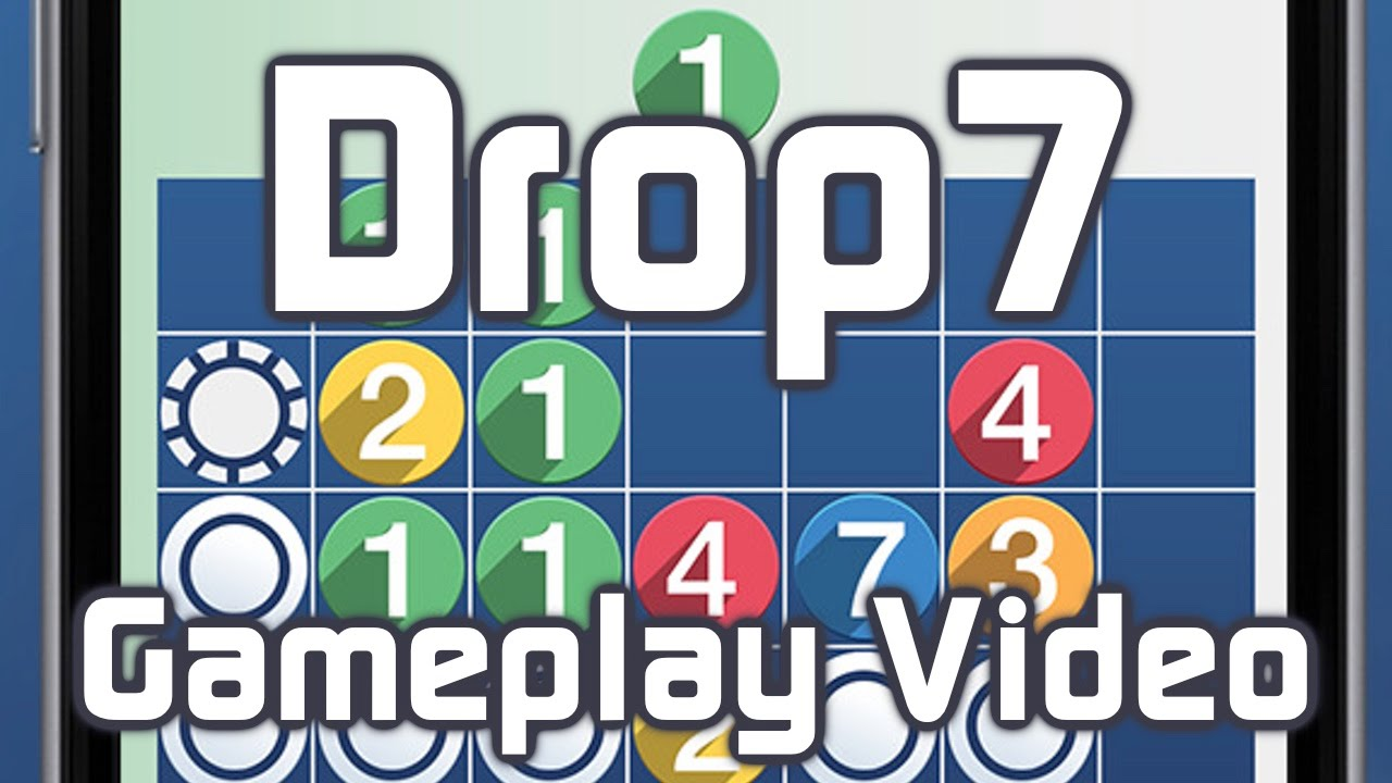 Drop7 By Zynga For Iphone And Ipad Gameplay Trailer Youtube
