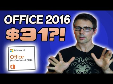 How To Buy CHEAP & GENUINE Microsoft Office 2016 PRO Keys & Quick Tutorial