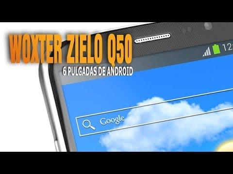 Woxter Zielo Q50, características e impresiones