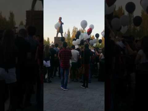 Вечер памяти погибшего вокалиста Linkin Park в Астане