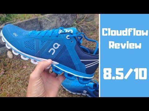 Running Shoe Review | On Running Cloudflow