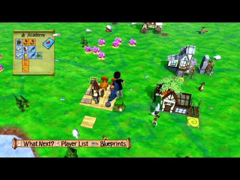 We Play A World Of Keflings - Xbox 360 - Part 5 - Kefling Academy