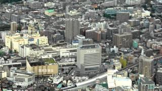 大船橋音頭(三波春夫)昭和61年 バブルが始まり景気がいい頃の船橋市民...