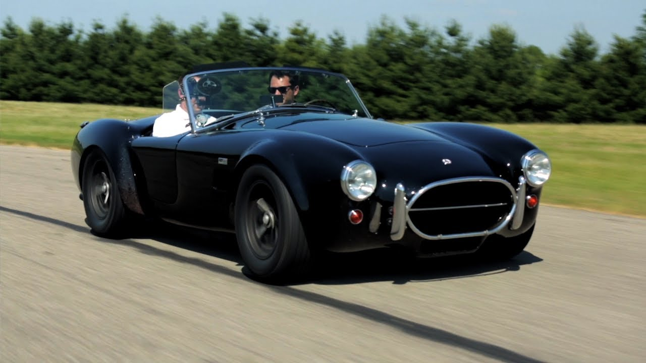 Shelby Cobra Vs  Shelby Gt C Amg Viper Srt  Car And Driver Youtube