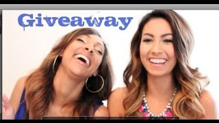 GIVEAWAY collab with my bestie Samantha! Thumbnail