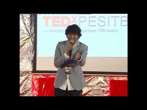 Creating a new wave media movement | Saad Khan | TEDxPESITBSC