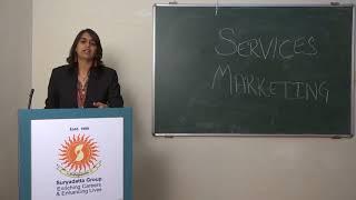 Lecture by  Prof. Dr. Kirti Dang Longani