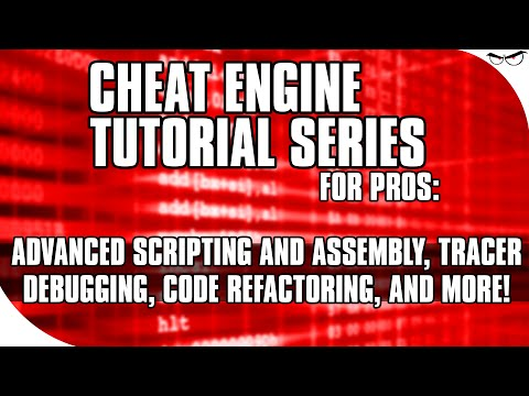 Advanced Cheat Engine Tutorial: Complex Scripts, Assembly, Tracer Debugging, and More! [Terraria]