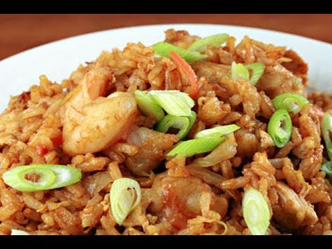 How to make Nasi Goreng