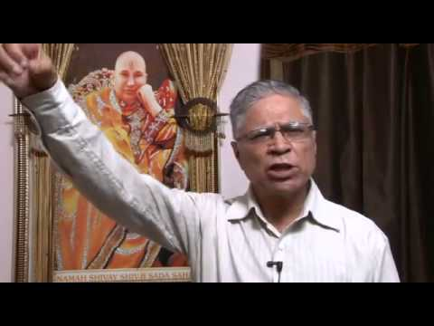 Satsang by Jethra Uncle (Guruji's Devotee) guruji dugri