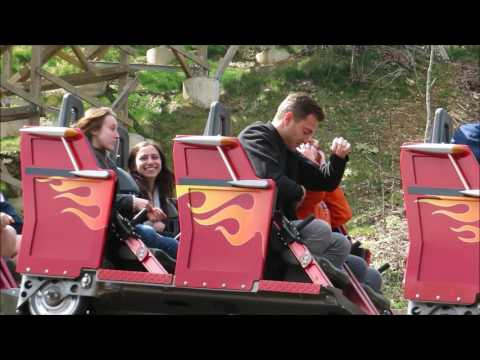 Lightning Rod Reactions Compilation | Dollywood 2017