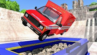Best of Destruction Madness – 400,000 Subscribers Special - BeamNG Drive