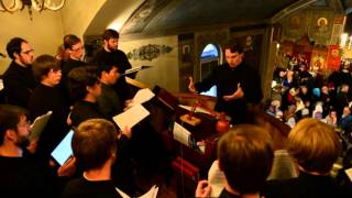 The Song of St. Simeon - Kastalsky - Slavonic