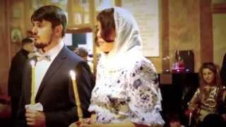 Венчание Алексея и Оли. Нью-Йорк. 5 Октября, 2014