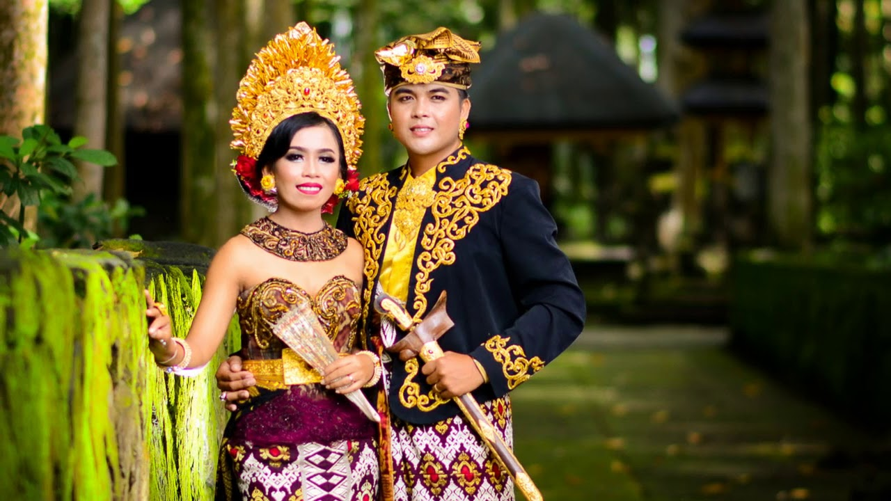 Video Prewedding Adat Bali Sangeh Dika Ayu Youtube