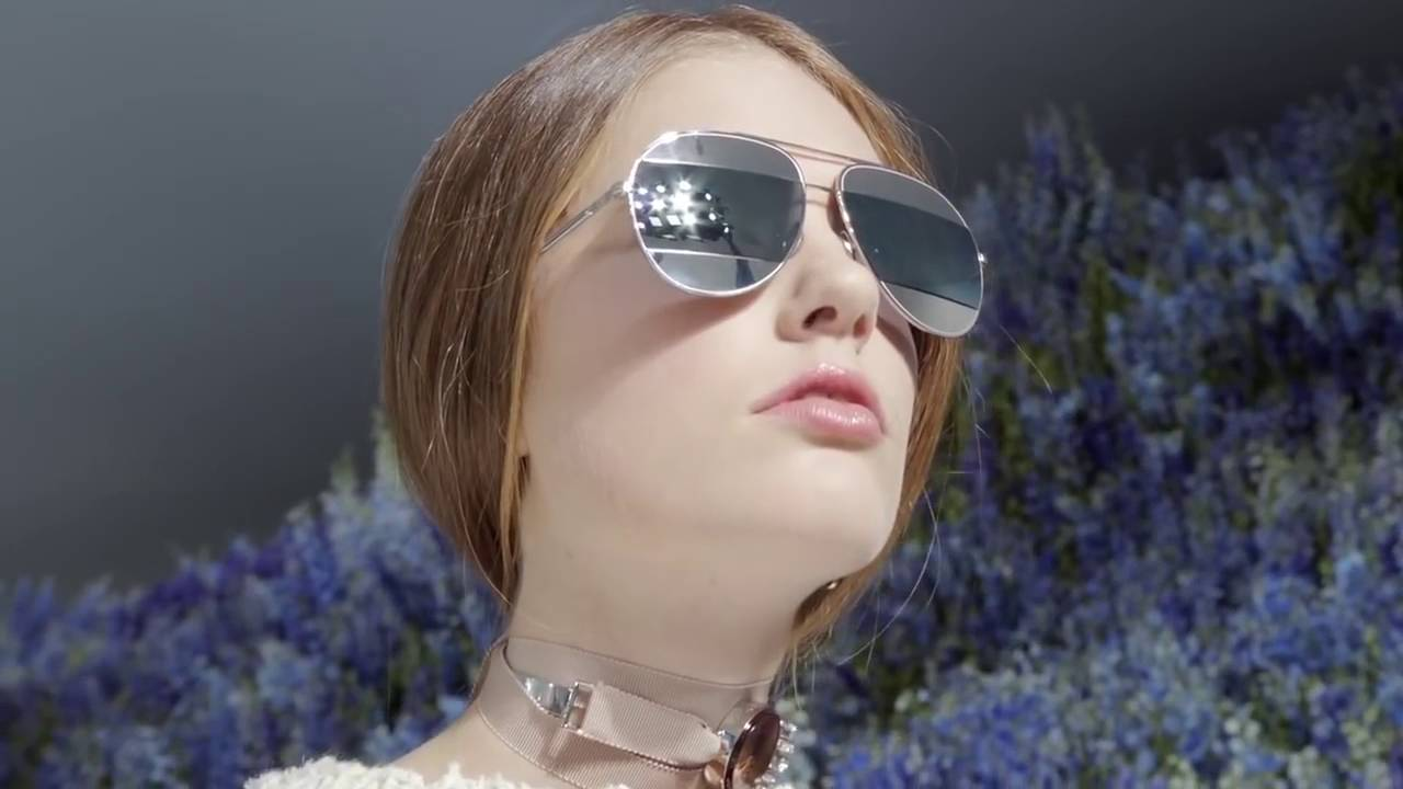 85dd318982 Dior Split Sunglasses - YouTube