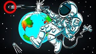 Uzayda Silahla Ateş Etseniz Neler Olurdu?