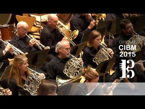 CIBM 2015 - Tacoma Concert Band - Northwest Passages