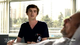 The Good Doctor 2x04 Shaun Finds Out Glassman Hallucinating About Daughter Maddie