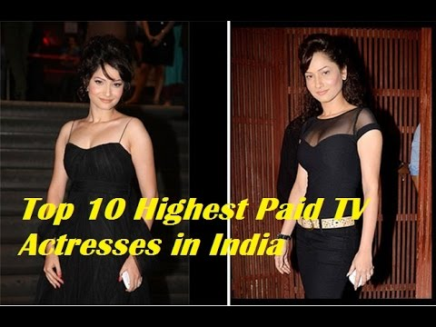 Top 10 Highest Paid TV Actresses in India – Small Screen, Big Pay!
