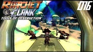 Ratchet & Clank: Tools of Destruction [HD] #016 - Tanzen wie ein Pirat