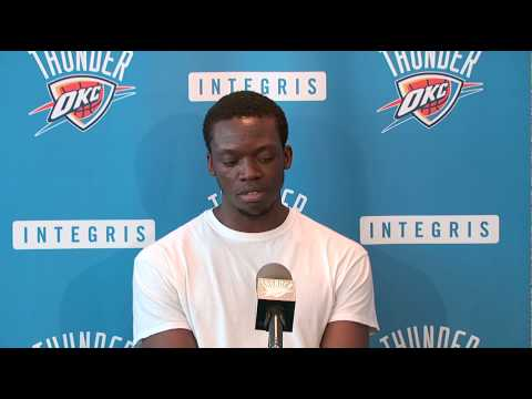 Reggie Jackson Exit Interview