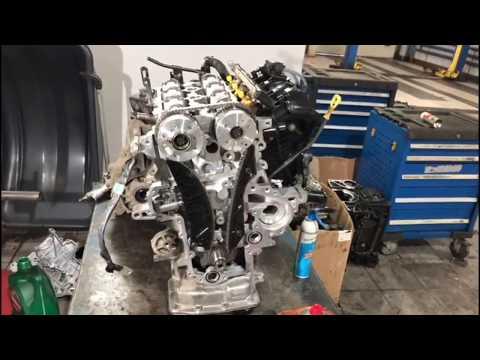 Hyundai Elantra 1.6 G4FG| Метки ГРМ| 2-часть