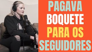 ALEXIS TEXAS ENSINA A GANHAR SEGUIDORES - Podcast Legendado