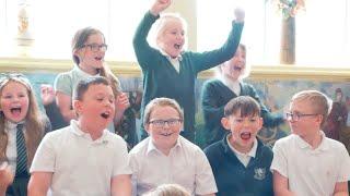 Sypreis Ysgol Llwyncelyn - Rhan 1 | Stwnsh Sadwrn