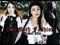 90s Goth Winter Clothing | Under $30 | Cheap Haul
