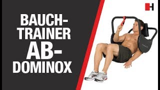 Bauchtrainer Ab-Dominox | FINNLO by HAMMER