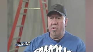 Manny Fernandez Tells Crazy Blackjack Mulligan & Andre the Giant FIGHT Story
