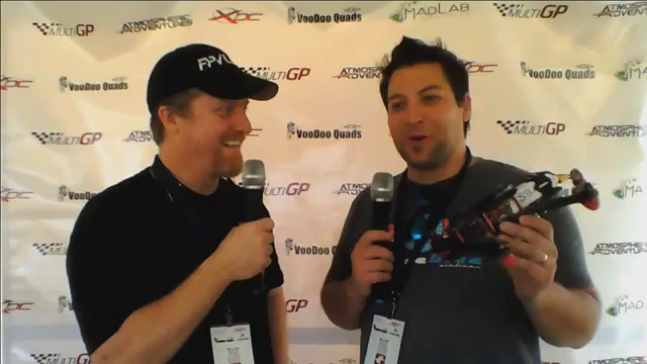 MultiGp 2015 Championship Interview with Jeremiah Guelzo AKA Bond Jr