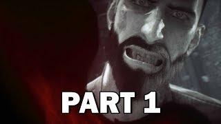 VAMPYR Walkthrough Gameplay Part 1 - INTRO