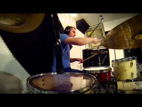 Young, Wild & Free - Drum Cover