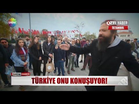 Türkiye onu konuşuyor!