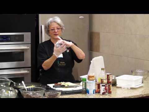 Recipe: Make-Ahead Vegetable Enchiladas