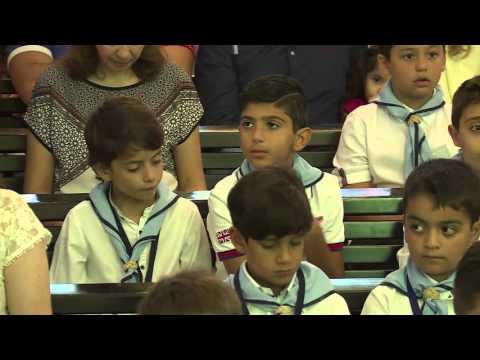 Bible Distribution Dubai - 2015