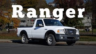 2007 Ford Ranger V6: Regular Car Reviews