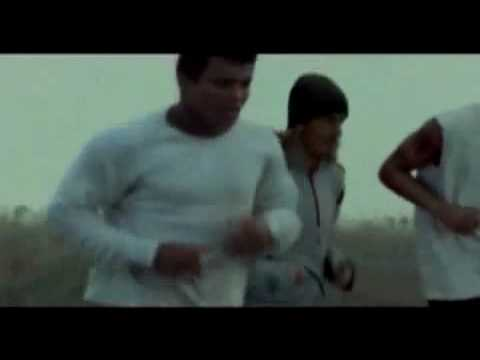 Muhammad Ali's Adidas Commercial Retired Athlete Commercial