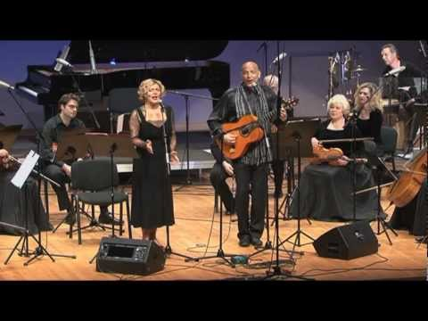 LOS BILBILICOS - Gerard Edery and Maria Krupoves with the Klaipeda Chamber Orchestra