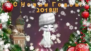 Зайка ZOOBE 'Скоро Новый Год придёт!'